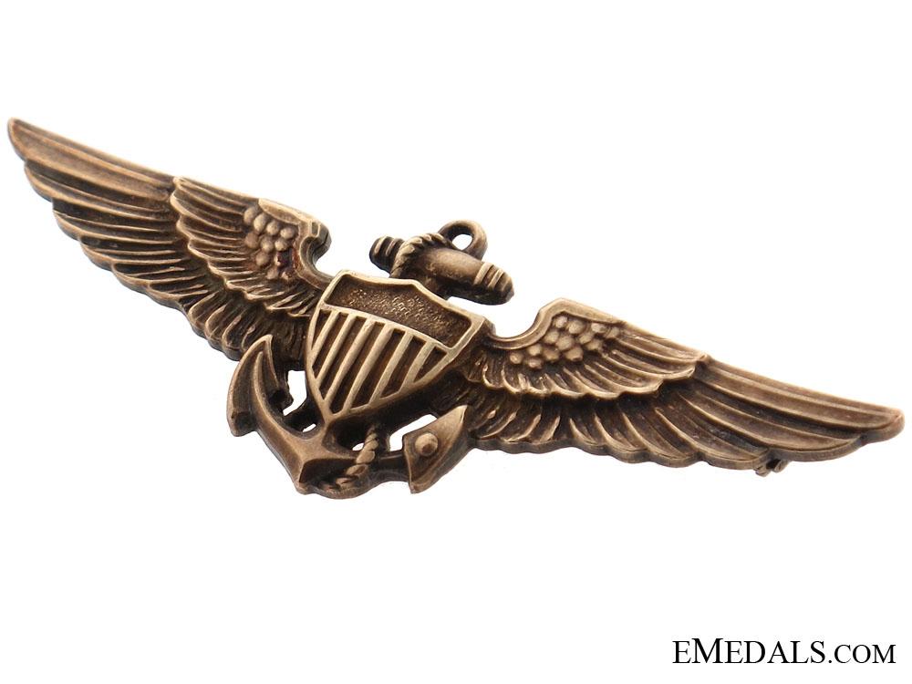 1930s US Navy Pilot Wing