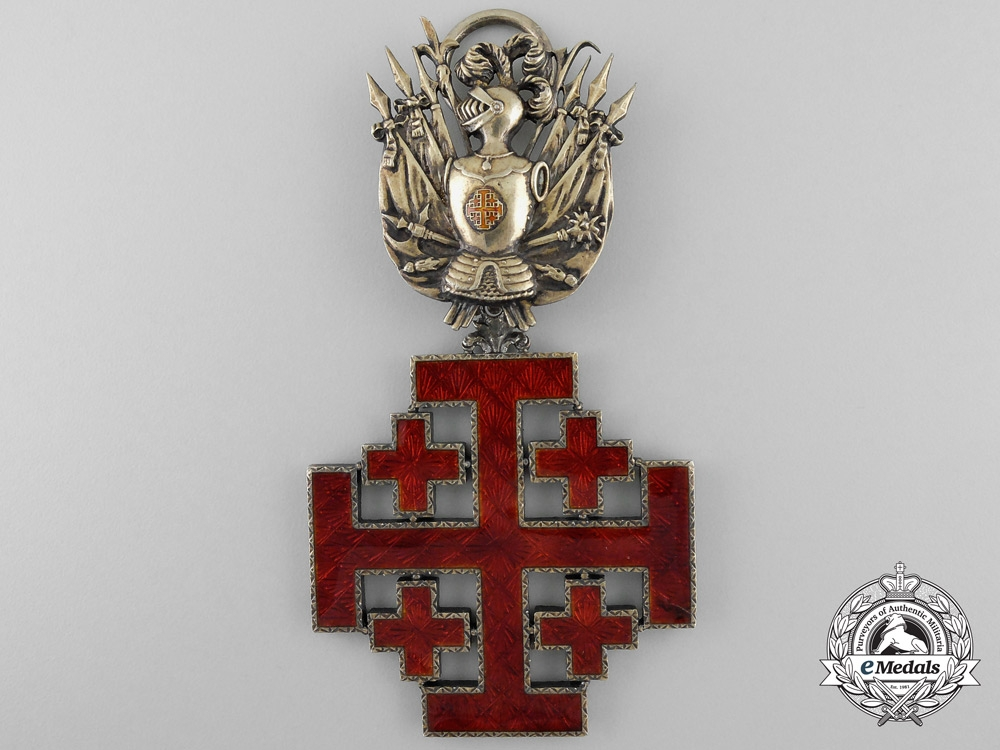 An Order of the Holy Sepulchre; Grand Cross