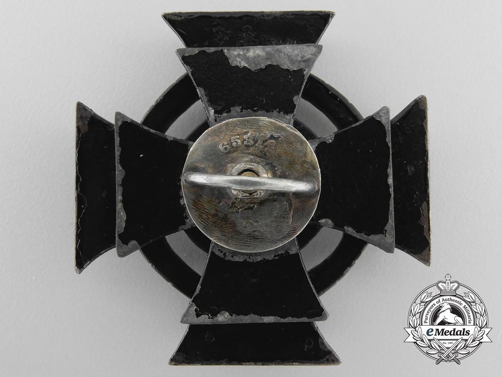 Oldenburg, Grand Duchy. A Friedrich August Cross, Screwback Version, by Meybauer
