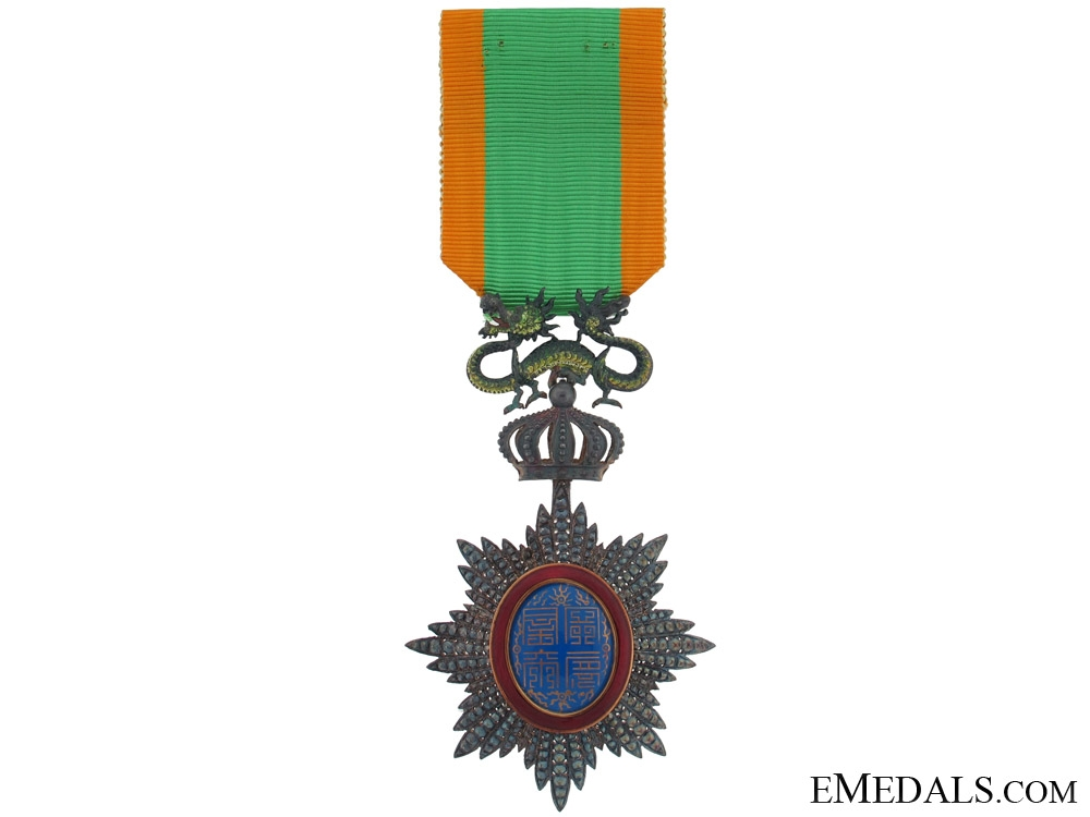 Order of the Dragon of Annan