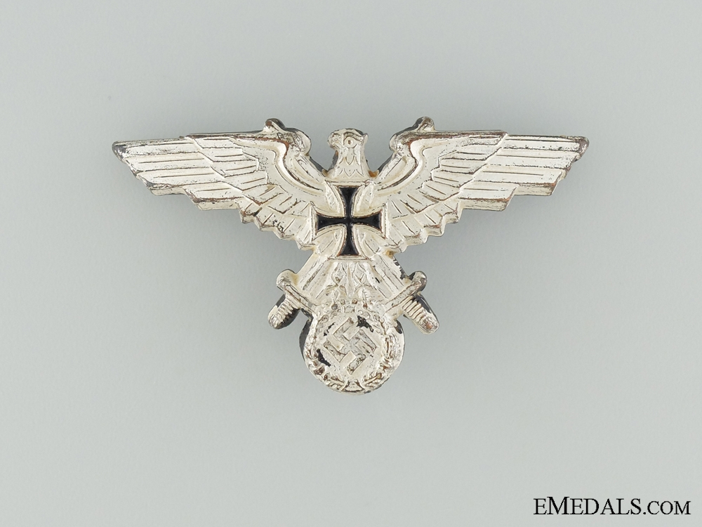 Veteran's Cap Eagle