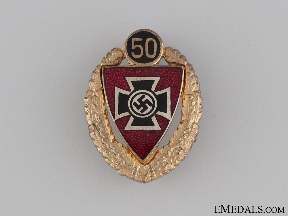 Veterans Association 50 Year Membership Pin
