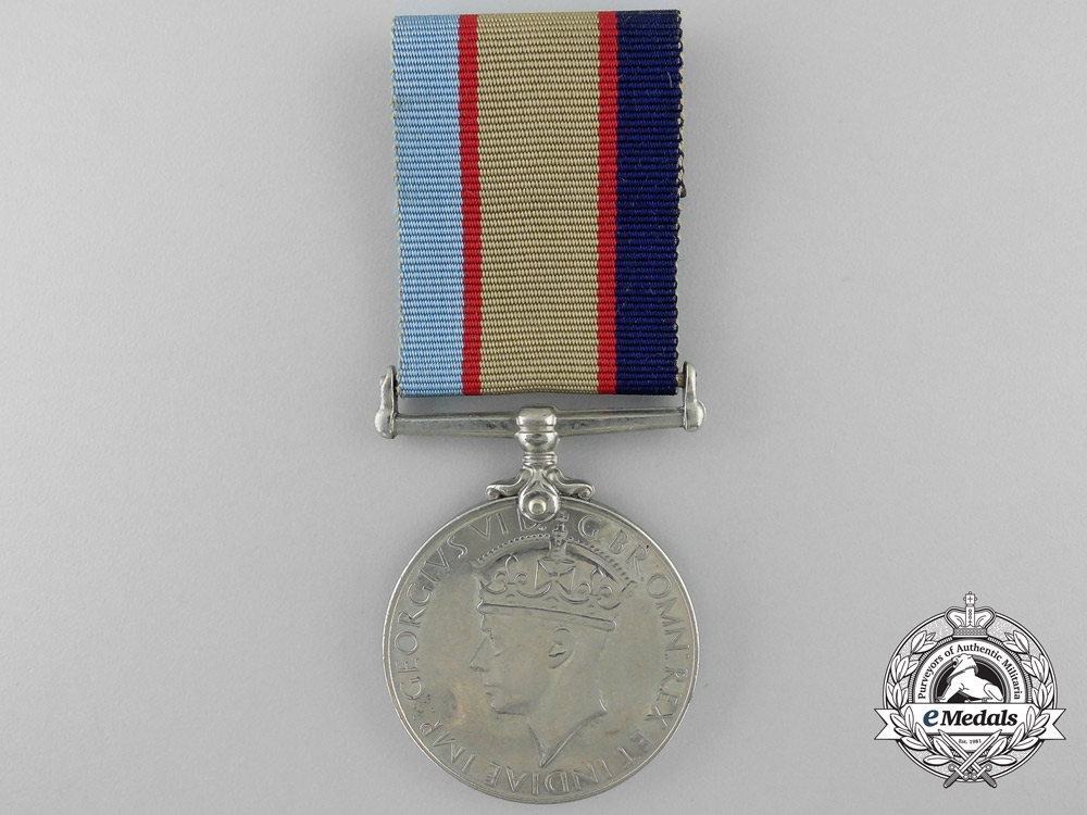 An Army Issued Australia Service Medal 1939-1945, K.L. Smith