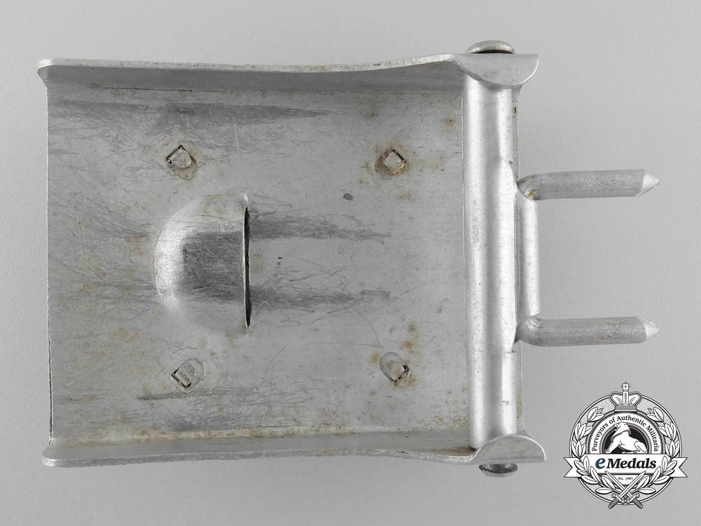 Germany. An RAD (Reichsarbeitsdienst) Enlisted Man's Belt Buckle