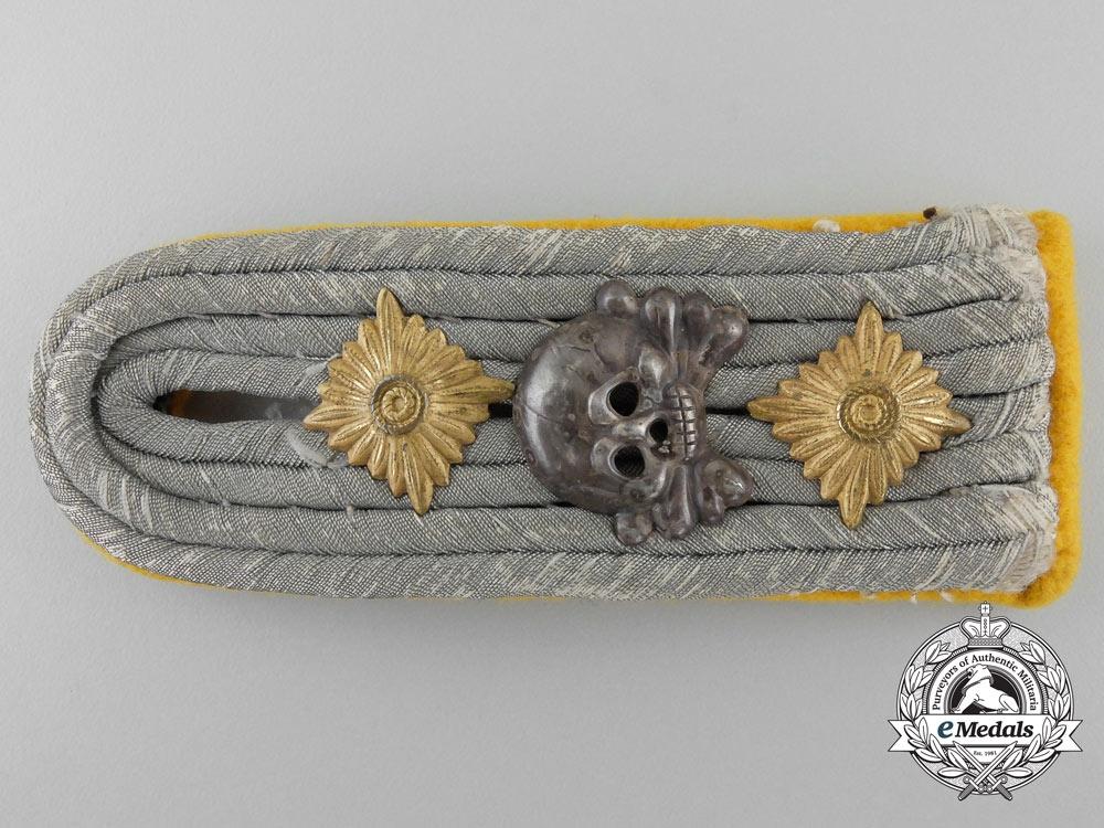 A German 5th Cavalry Regiment Hauptmann's Shoulder Board