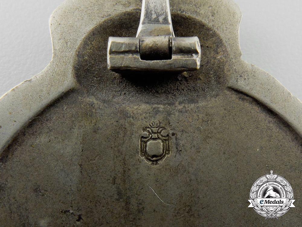 A German Imperial Air-Gunner Badge by Meybauer, Published Example