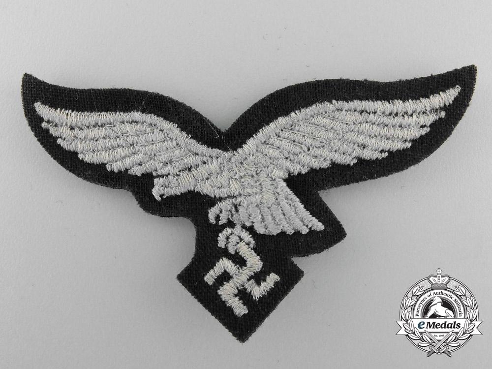 A Hermann Göring Division Panzer or Mechanic's Cap Eagle