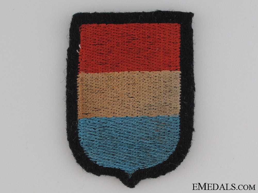 "Waffen-SS Dutch Volunteer""¢¯s Sleeve Shield"
