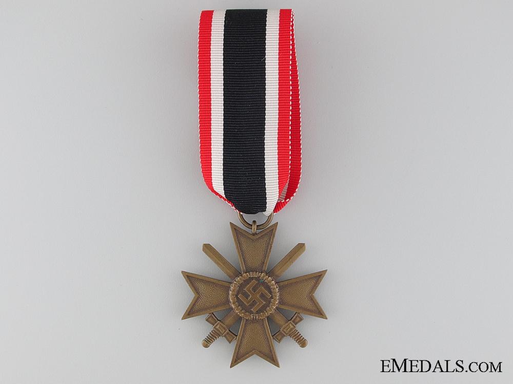 War Merit Cross 2nd Class with Swords