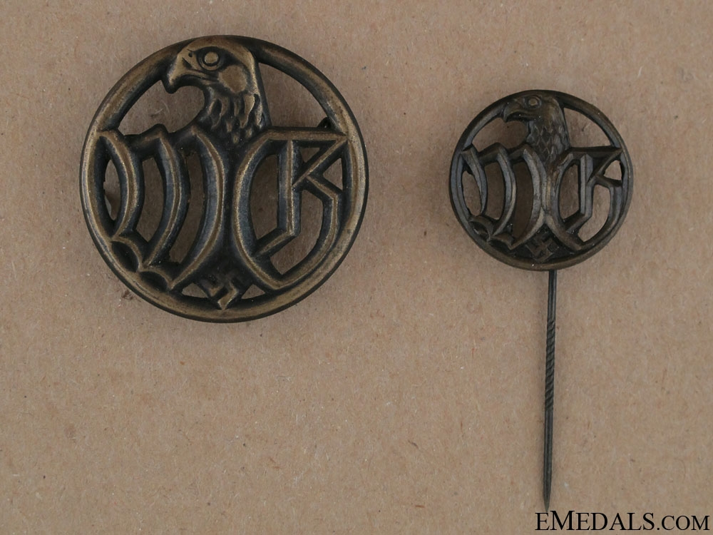 Wehrmacht insignia for Wehrmachtsgefolge