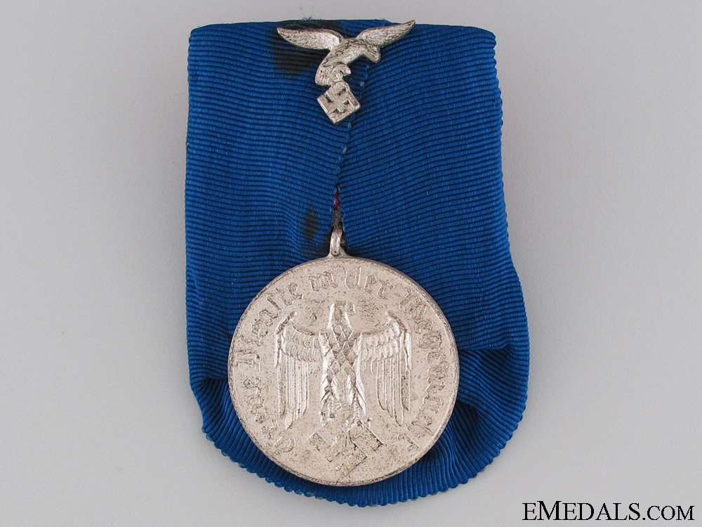 Wehrmacht Long Service Medal - Four Years