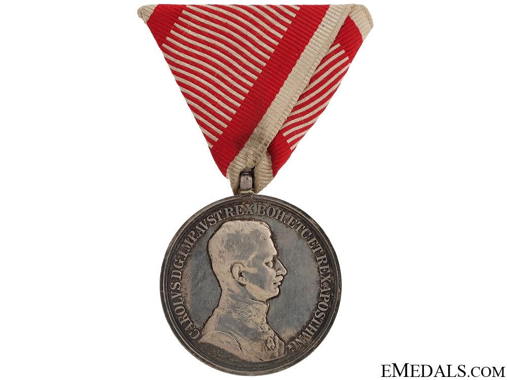 WWI Austrian Bravery Medal