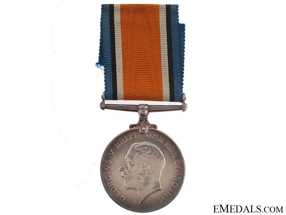 WWI British War Medal - 45th Battalion