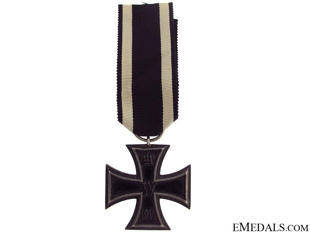 WWI Iron Cross 2nd Class 1914