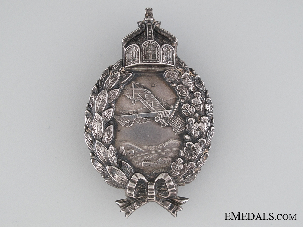 WWI Prussian Pilot's Badge