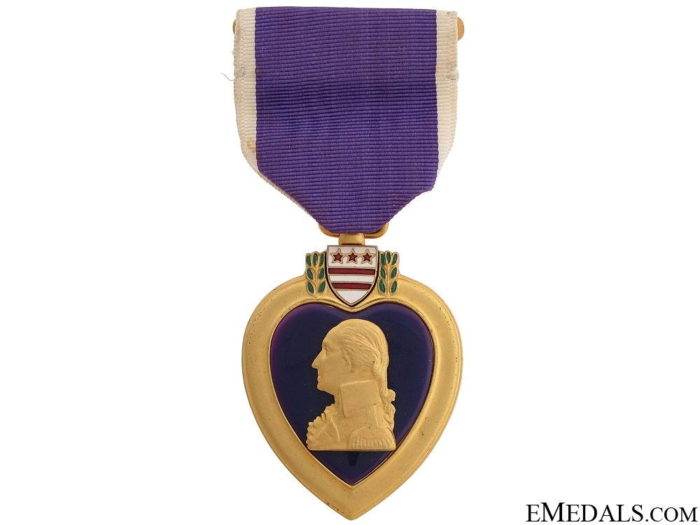 WWII American Purple Heart