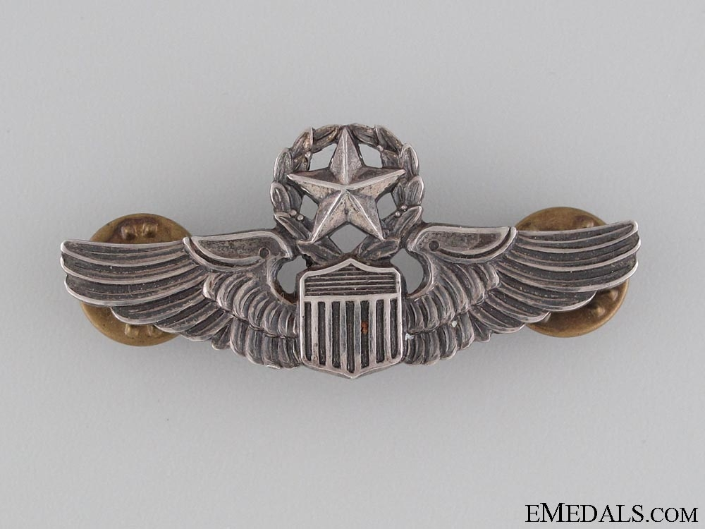 WWII Army Air Force Command Pilot Badge