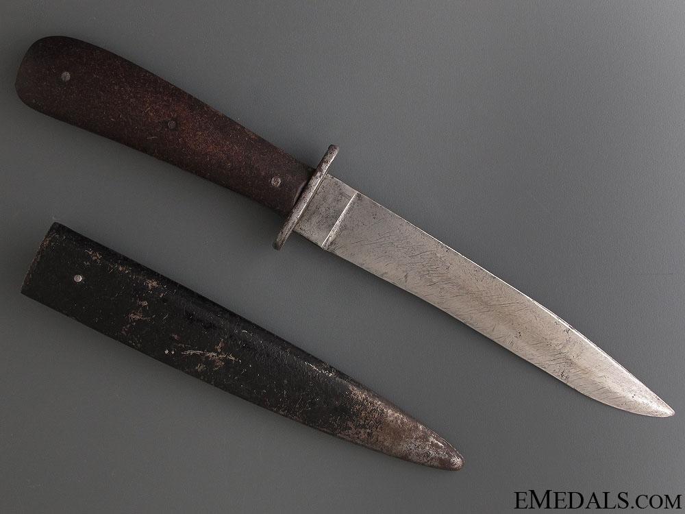 WWII German Army Fighting Knife by Puma