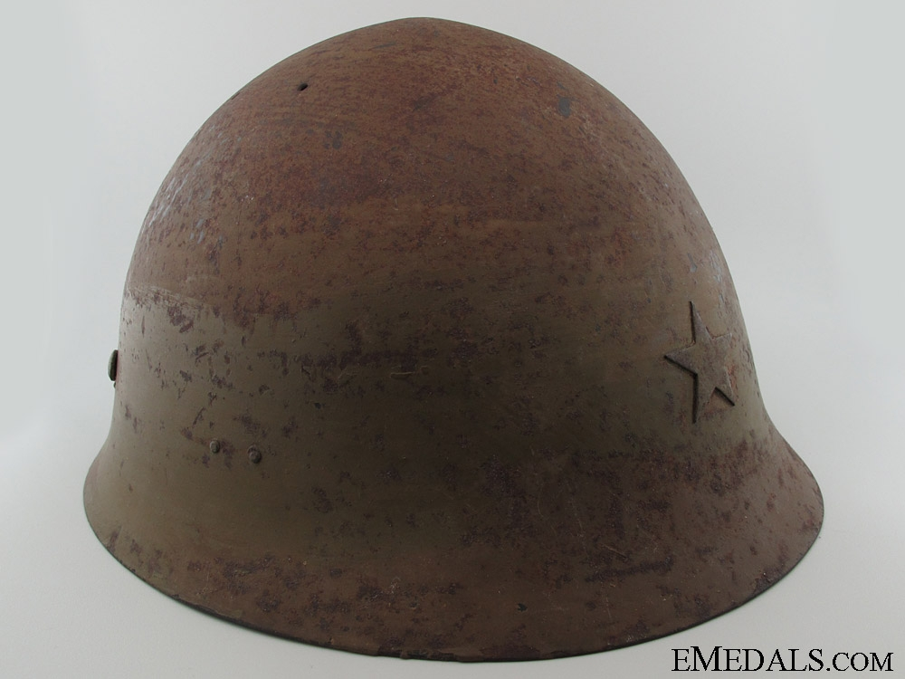 WWII Japanese Type 90 Army Helmet