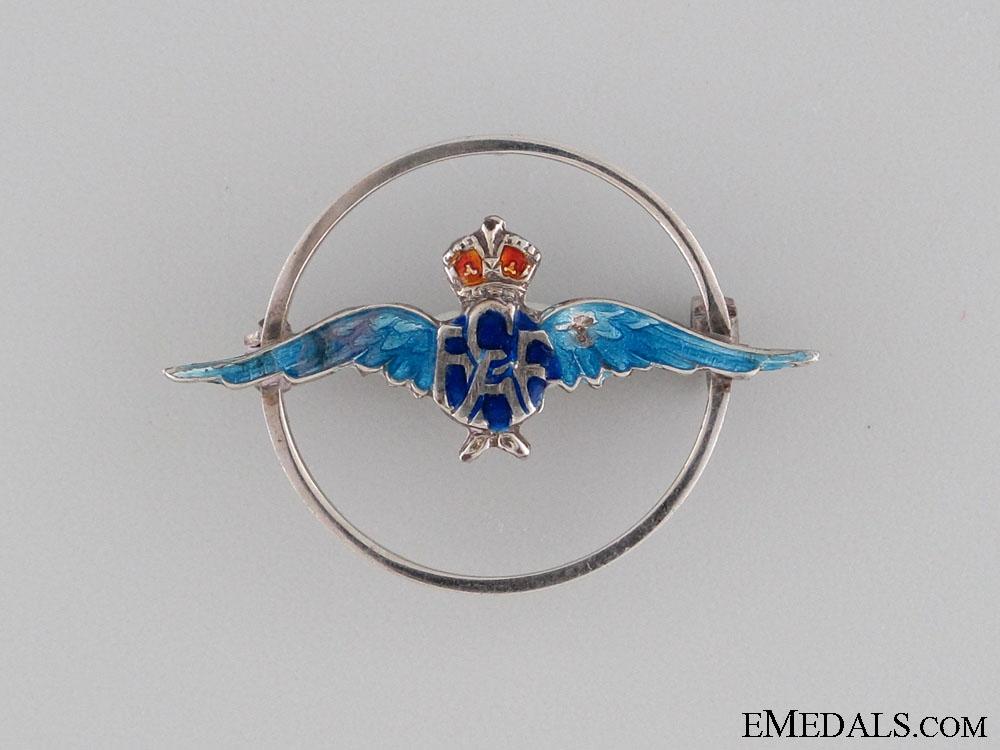 WWII RCAF Sweetheart Pin