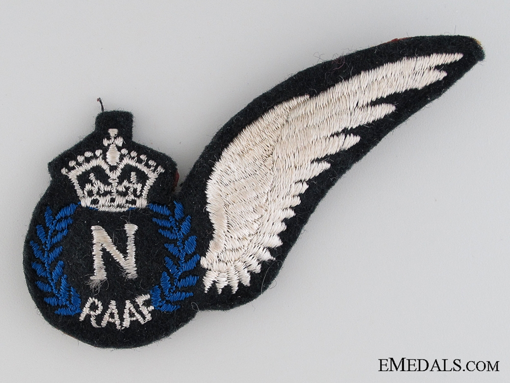 WWII Royal Australian Air Force Navigator Wing