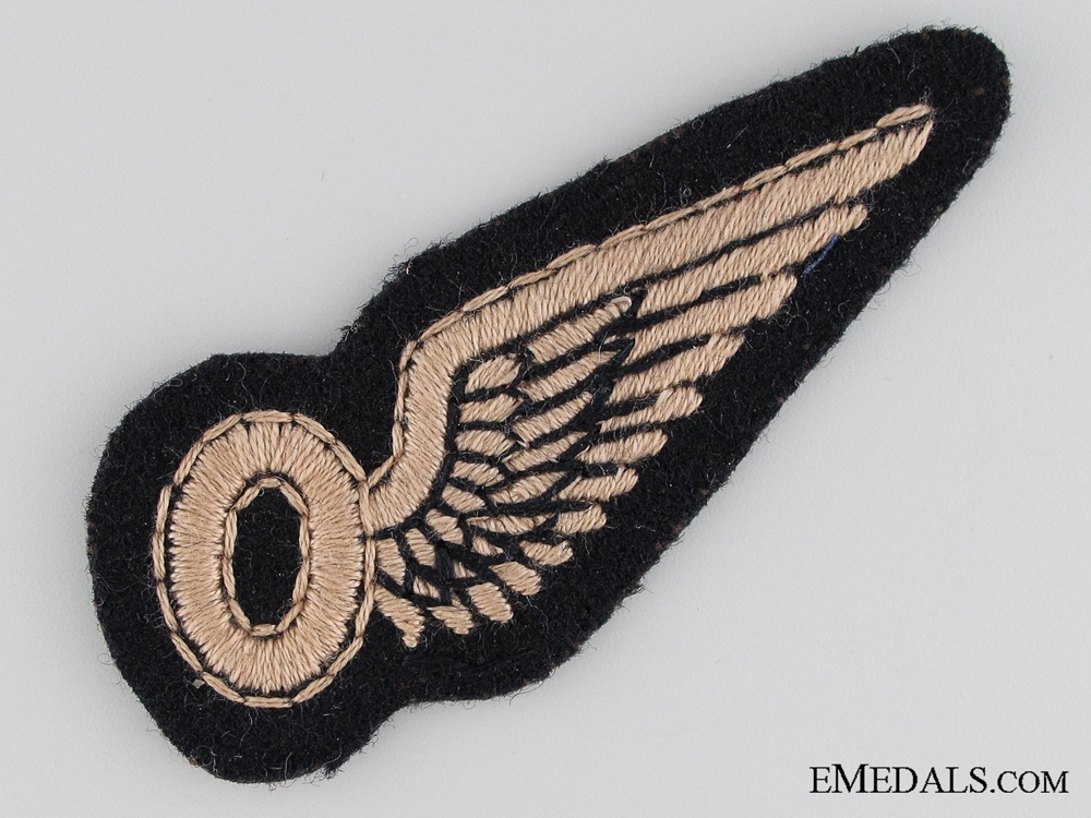 WWII Royal Canadian Air Force Observer Wing