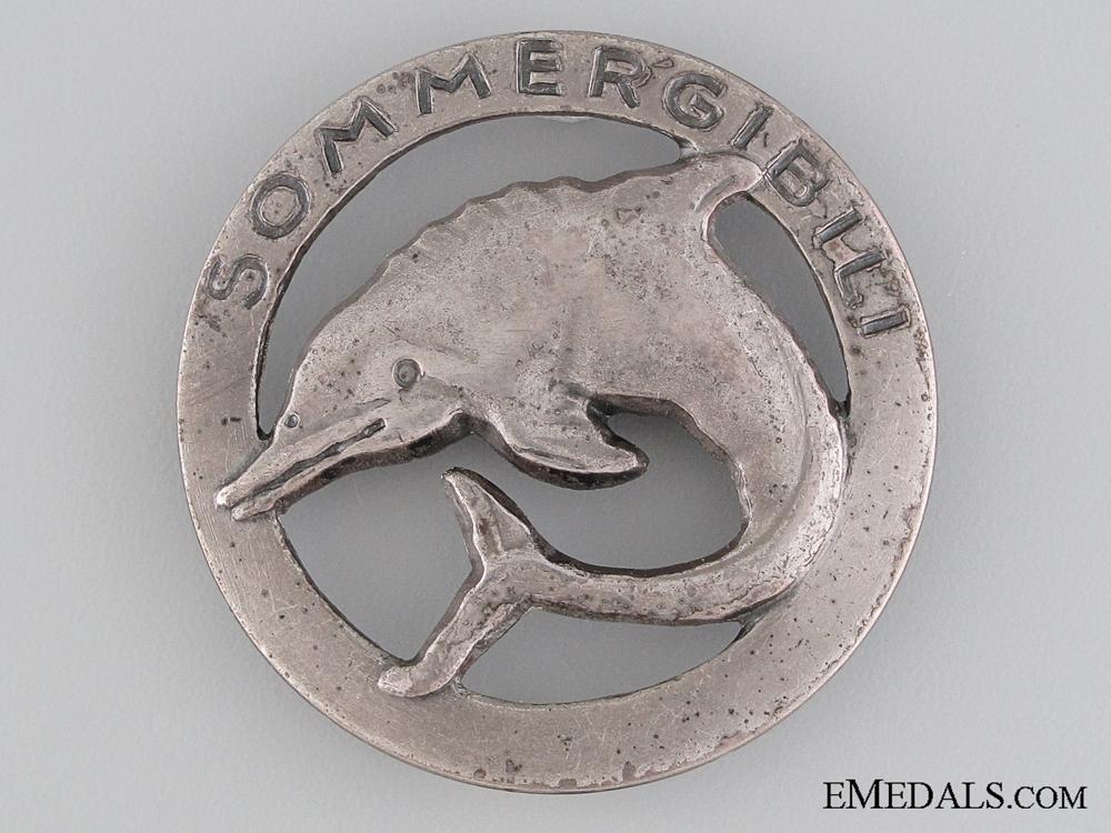 WWII Royal Italian Navy Submariner Badge