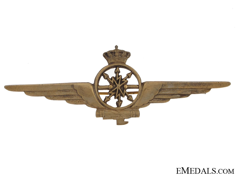 WWII Wireless Operator Wings