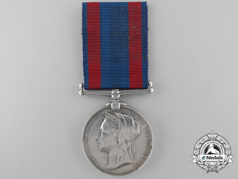 """Canada. A North West Canada Medal to """"B"""" Battery; Royal Canadian Artillery"""
