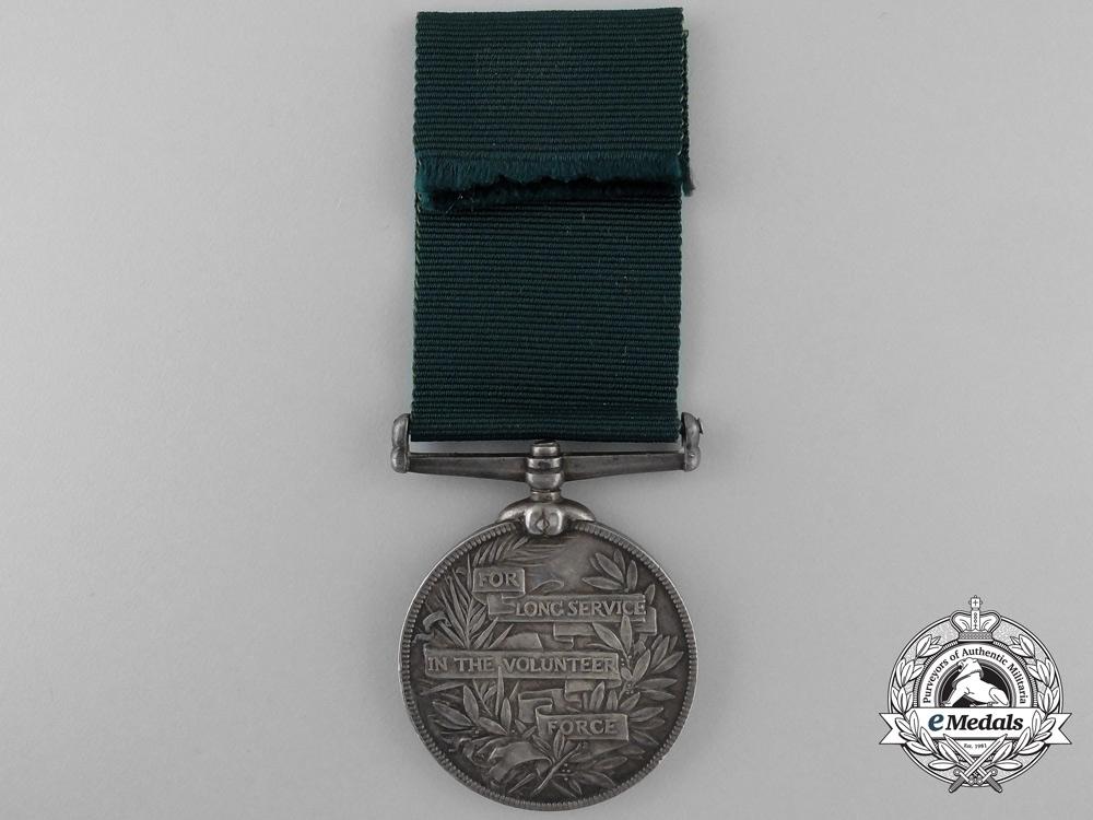 A Volunteer Long Service Medal