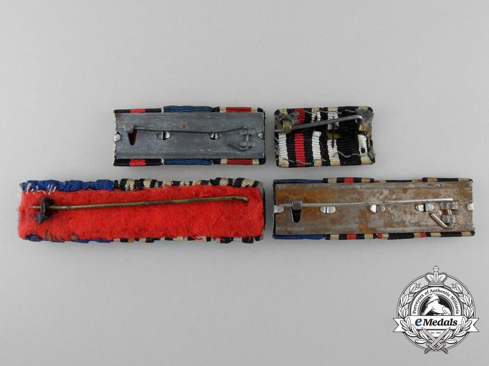 A Lot of German Ribbon Bars