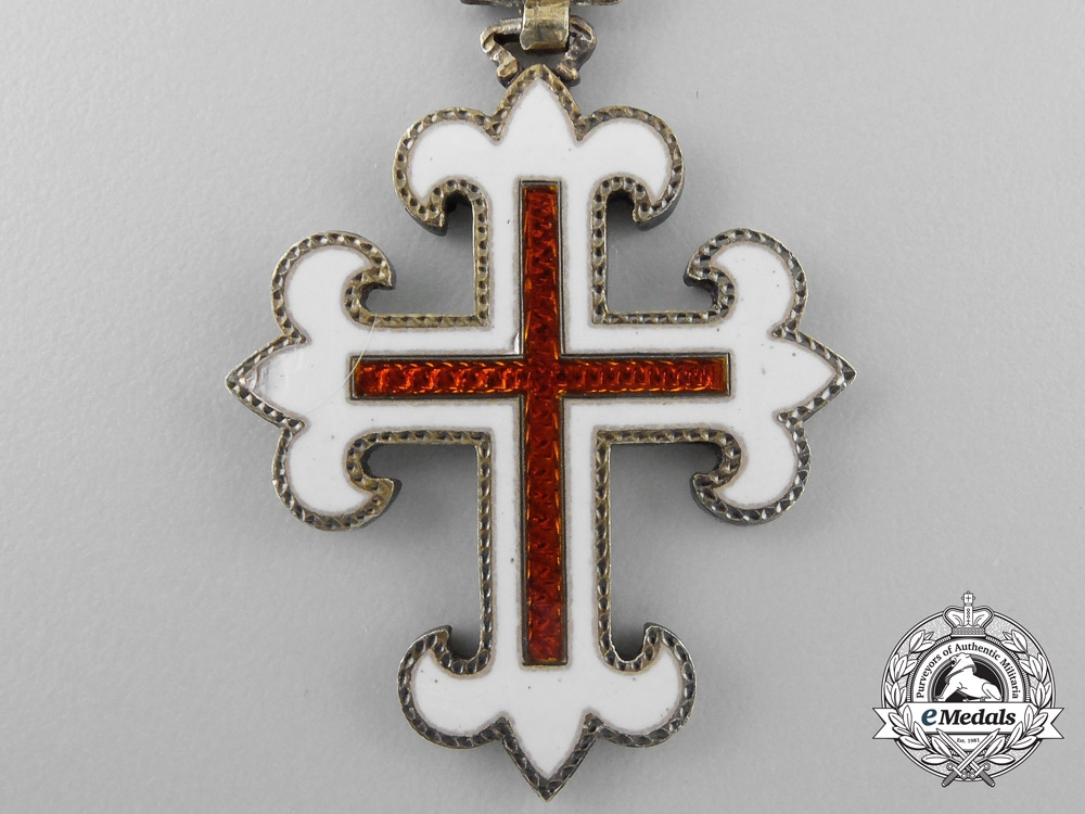 A Portuguese Order of Military Merit; Three Items