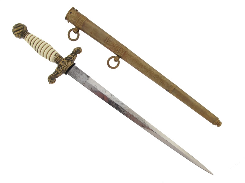 Scarce Royal Yugoslav Navy Dagger