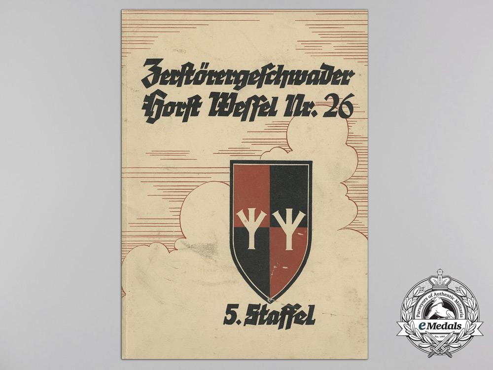 A Group of Awards & Documents to Hauptmann Karl Danielsen, 11. Fallschirmjäger Regt. 5