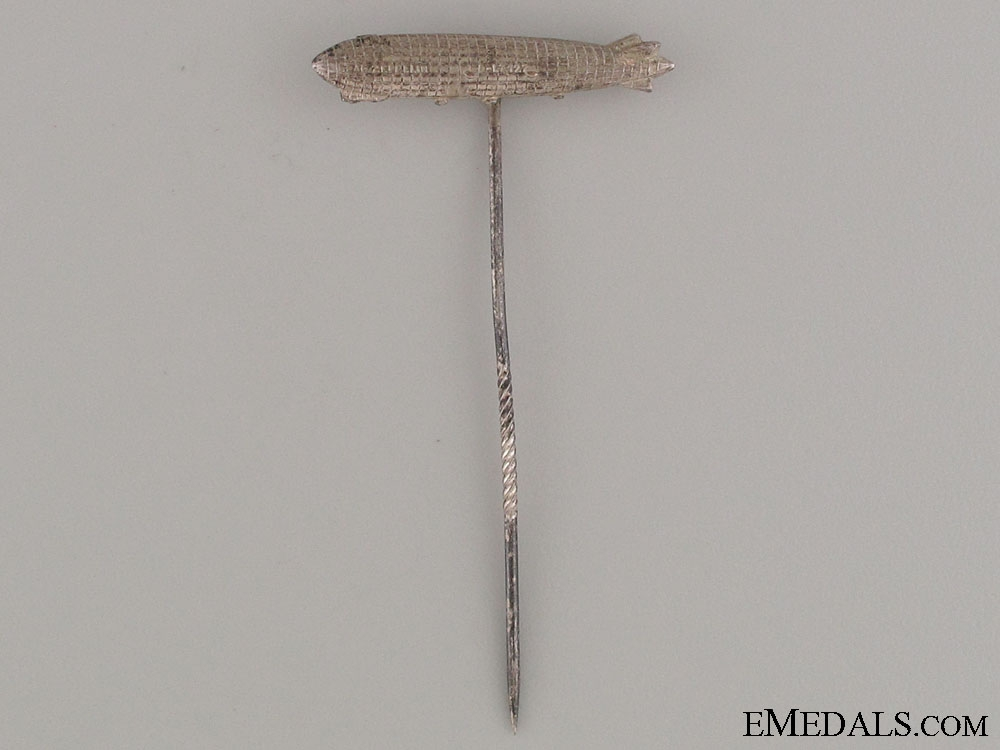 Zeppelin Stickpin