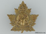 149th Battalion (Lambton) Overseas Cap Badge