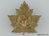 149th Battalion (Lambton) Overseas Cap Badge