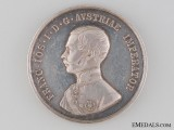 1870 Austrian Imperial Medal for Care of Horses