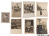 7 Photos, Croatian Legionaries (in German uniforms)