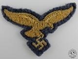 A Luftwaffe Generals' Visor Cap Eagle