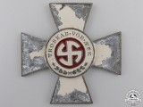 A Rare & Recovered Schalburg Cross