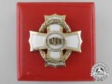 An Austrian War Cross for Civil Merit; 2nd Class with Case