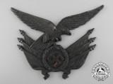 A Luftwaffe Gorget Centrepiece