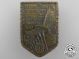 A Large 1933 Essen Day Badge by Paulmann & Crone
