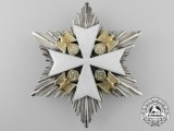 An Order of the German Eagle 2nd Class Star by Godet