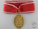 A Yugoslavian Order of Hero by IKOM Zagreb
