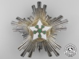 A Syrian Order of Civil Merit; Breast Star