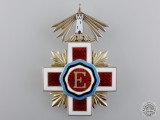 A 1919 Estonian Red Cross Decoration