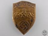 A 1933 Bielefeld Labour Day Tinnie