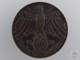 A 1938 Tiroler Landesschiessen Shooting Award Medal